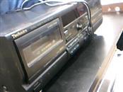 TECHNICS Tape Player/Recorder RS-TR373